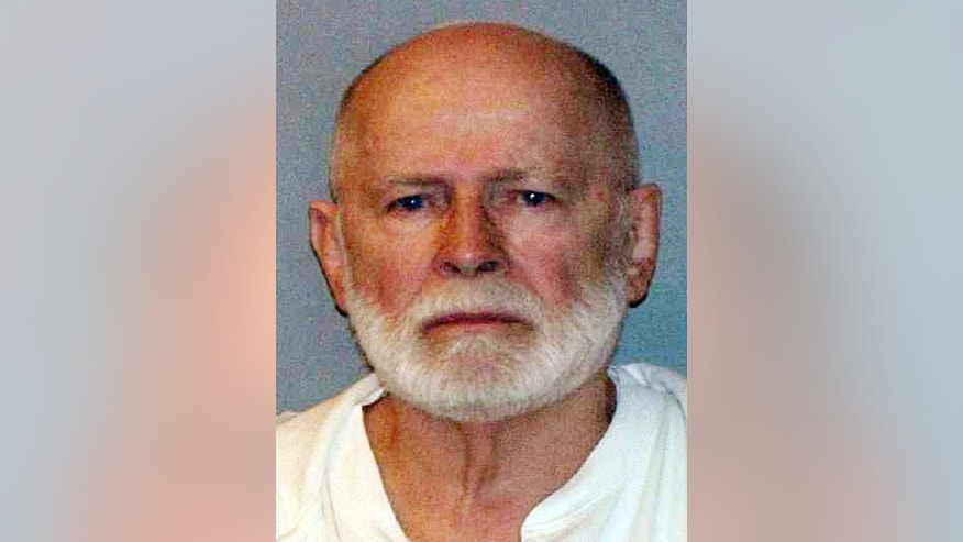"FILE - This June 23, 2011 file photo shows a booking photo provided by the U.S. Marshals Service shows James ""Whitey"" Bulger, captured in Santa Monica, Calif., after 16 years on the run. Attorneys for the former Boston crime boss say they expect to file an appeal Thursday Aug. 14, 2014 of the convictions that sent him to prison for life. The 84-year-old Bulger was convicted last year in a broad racketeering case, including 11 killings and other gangland crimes in the 1970s and 80s.   (AP Photo/U.S. Marshals Service, File)"