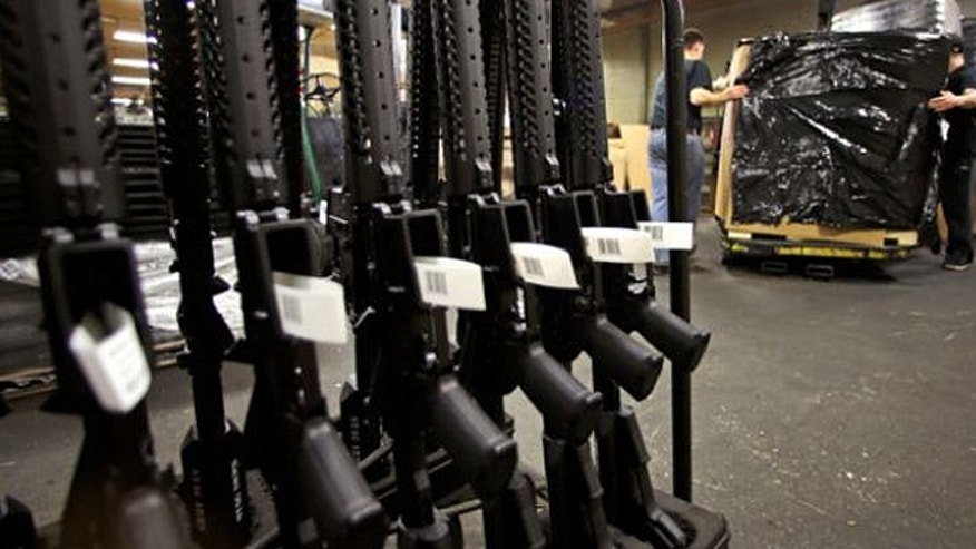 District officials noted that school districts in eight other California communities already use the weapons, including Santa Ana, Baldwin Park and Fontana. They've also been approved for use or have been purchased by other districts in Topeka, Kan., Gainesville, Fla., and Granite, Utah. (AP)