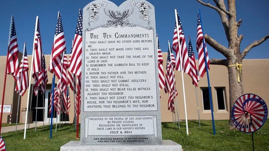 Bloomfield, N.M., officials say this monument must stay for its historical importance.