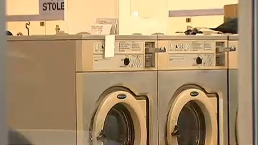 Texas police are investigating how a 5-year-old girl got stuck in a washing machine.