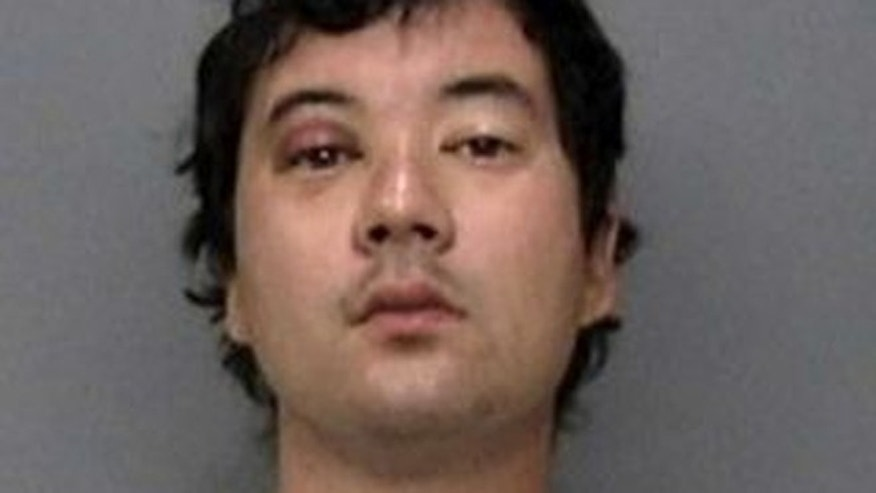 Ryan Watenpaugh, of Palo Cedro, Calif., was arrested after his ex-girlfriend said he cooked her dog and fed it to her.