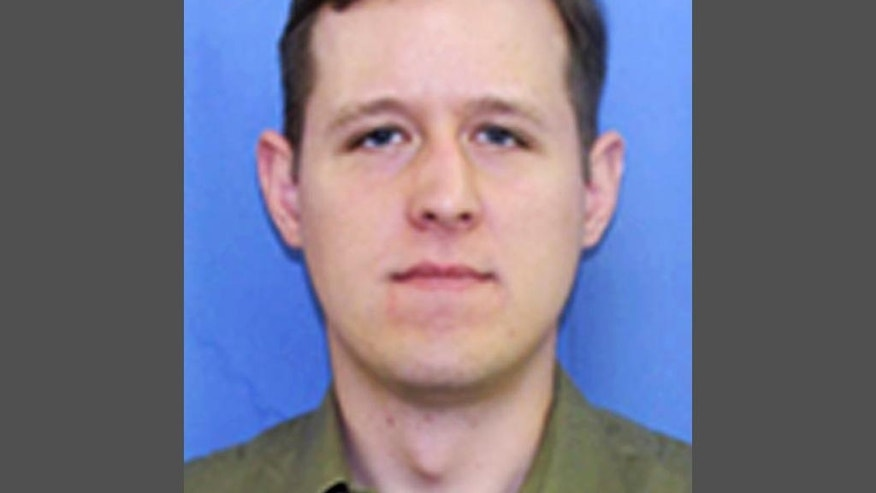 An undated photo provided by the Pennsylvania State Police shows what they say is an AK-47-style assault rifle that they have recovered from the woods in the manhunt for Eric Frein, who allegedly opened fire in a deadly ambush at a Pennsylvania state police barracks on Sept. 12. Investigators describe Frein as a self-taught survivalist who had been planning a confrontation with law enforcement for months, if not years. (AP Photo/Pennsylvania State Police)