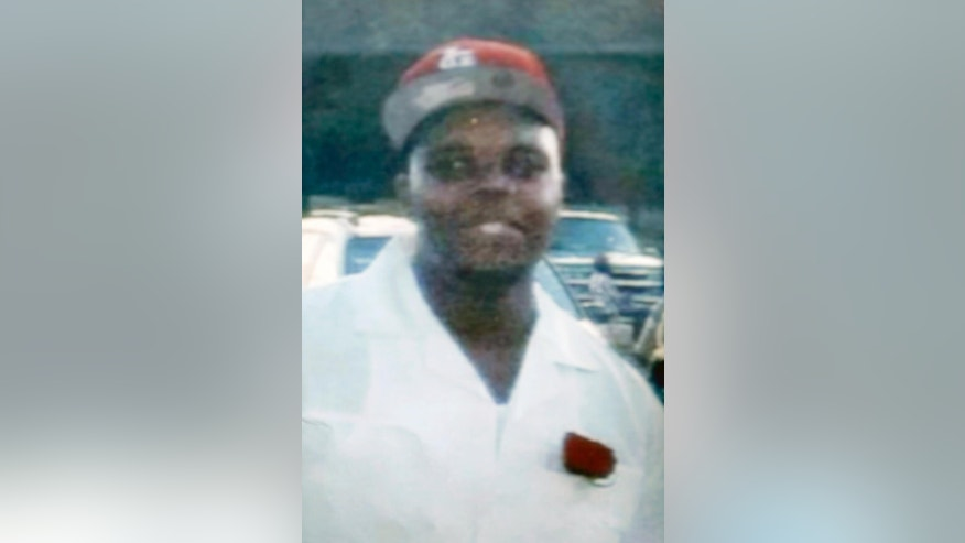 FILE - This undated file photo provided by the Brown family is Michael Brown, 18, who was shot and killed in a confrontation with a white police officer in Ferguson, Mo., on Aug. 9, 2014. (AP Photo/Brown Family, File)