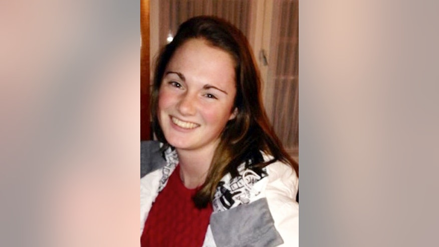 FILE - This undated file photo, provided by the Charlottesville, Va., Police Department shows missing University of Virginia student Hannah Elizabeth Graham. Remains found nearly a week ago in a rural area of Virginia are those of Hannah Graham, a university student who disappeared last month, authorities said Friday, Oct. 24, 2014 ending a search that left the campus and community on edge. (AP Photo/Charlottesville, Va., Police Department, File)