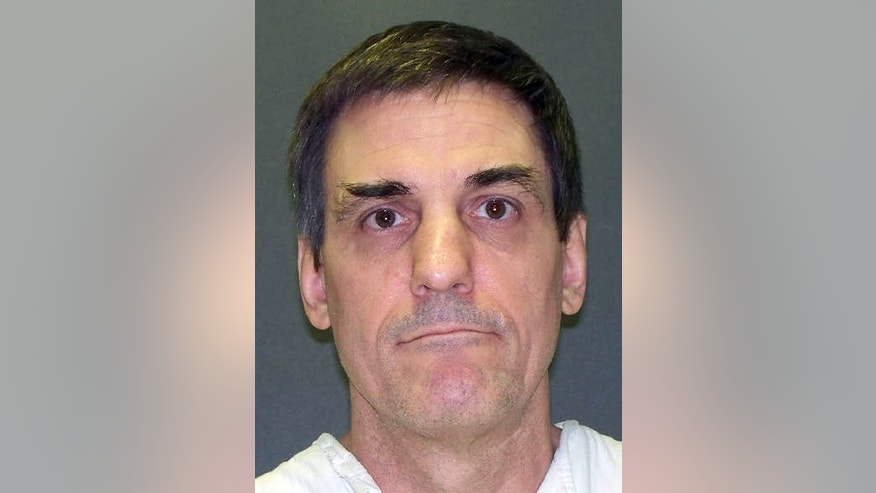 This handout photo provided by the Texas Department of Criminal Justice shows Scott Panetti. The Texas death row inmate whose attorneys contend is so delusional he can't understand why he was convicted and condemned has received a Dec. 3, 2014 execution date. (AP Photo/Texas Department of Criminal Justice)
