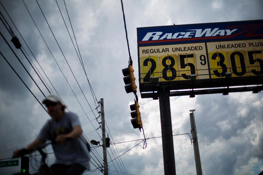 Gas nearly under $3 for 1st time in 4 years: Why, what it means, and how it compares to milk
