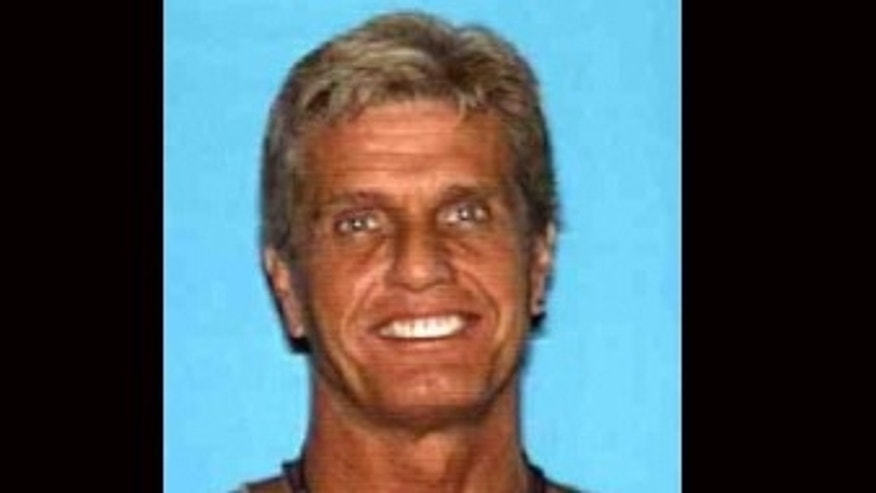 This file photo released by the Los Angeles County Sheriff's Department shows missing 20th Century Fox executive Gavin Smith who was last seen May 1, 2012
