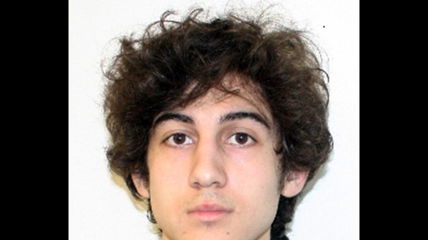 April 19, 2013: This file photo by the Federal Bureau of Investigation shows Boston Marathon bombing suspect Dzhokhar Tsarnaev. (AP/Federal Bureau of Investigation, File)