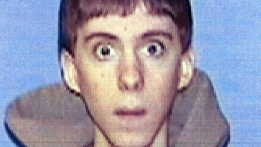This undated identification file photo provided by Western Connecticut State University in Danbury, Conn., shows former student Adam Lanza, who carried out the shooting massacre at Sandy Hook Elementary School in December 2012. (AP)