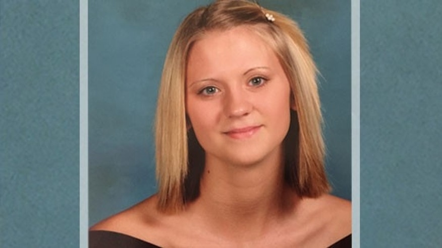 This photo, provided by Fox affiliate WHBQ, shows 19-year-old Jessica Chambers of Panola County, Miss.