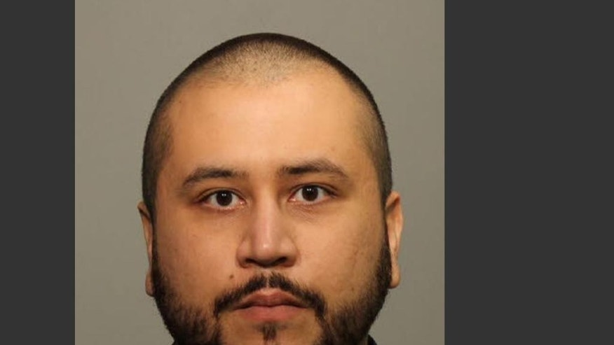 Jan. 10, 2015: This booking photo provided by the Seminole County Public Affairs shows George Zimmerman. (AP/Seminole County Public Affairs)