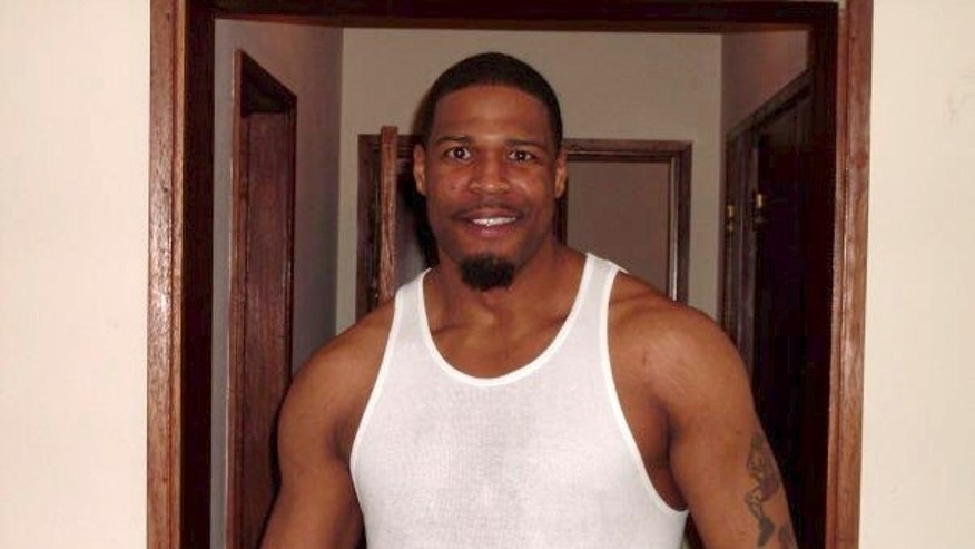 This undated photo provided by the New York City Police Department shows Jonathon Walker.  Police said they were seeking Walker, 34, as the suspect in the predawn shootings, which left a 7-year-old dead, a 12-year-old critically injured, and their 31-year-old mother and 62-year-old grandmother dead on a suburban-style street by a park in Queens, near John F. Kennedy International Airport. (AP Photo/New York City Police Department)