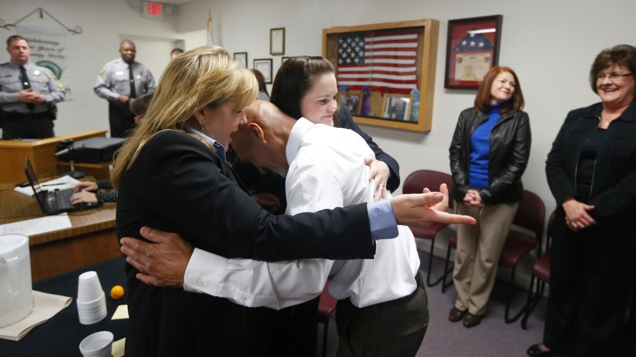 North Carolina man wrongly convicted decades ago freed from prison