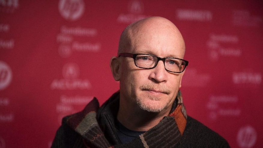 "Director Alex Gibney attends the premiere of ""Going Clear: Scientology and the Prison of Belief"" during the 2015 Sundance Film Festival, Sunday, Jan. 25, 2015, in Park City, Utah. (Photo by Arthur Mola/Invision/AP)"