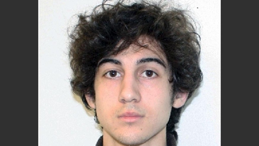 "FILE - This file photo provided Friday, April 19, 2013 by the Federal Bureau of Investigation shows Boston Marathon bombing suspect Dzhokhar Tsarnaev. The process of finding ""death qualified"" jurors has slowed down jury selection in federal case against Tsarnaev, who is charged with setting off two bombs that killed three people and injured more than 260 during the 2013 marathon. (AP Photo/FBI, File)"