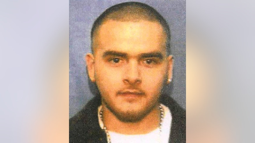 "This undated photo from a wanted poster released by the U.S. Marshals Service shows Pedro Flores. Flores and his twin brother, Margarito Flores, are scheduled to be sentenced Tuesday, Jan, 27, 2015, at federal court in Chicago on drug trafficking charges. The Flores twins cut deals to buy tons of narcotics from Joaquin ""El Chapo"" Guzman, the head of Mexico's Sinaloa Cartel in the 2000s, and later cooperated with U.S. investigators. (AP Photo/U.S. Marshals Service)"