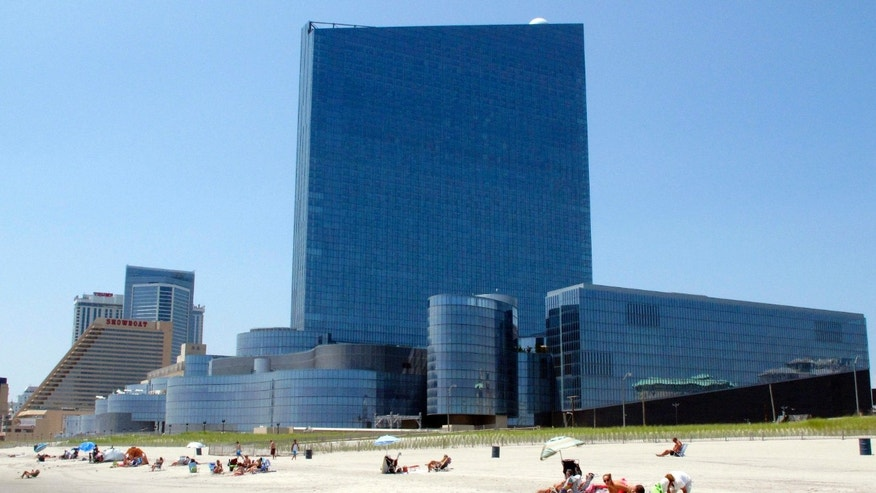 July 23, 2014: Revel casino hotel in Atlantic City, N.J.
