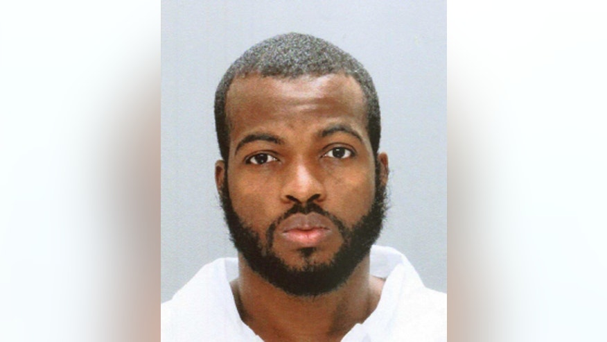 This undated photo provided by the Philadelphia Police Department shows Ramone Williams. Police identified Willams and his brother, Carlton Hipps, on Friday, March 6, 2015, as suspects arrested for the murder of Police Officer Robert Wilson III during a gunfight in a robbery attempt on Thursday, March 5, 2015, in Philadelphia. (AP Photo/Philadelphia Police Department)