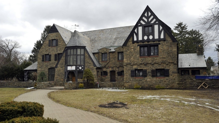 March 17, 2015:  The Kappa Delta Rho fraternity house at Penn State University in State College, Pa.