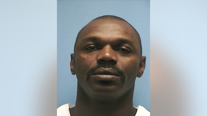 This photo provided by Mississippi Department of Corrections shows Otis Byrd. The Claiborne county  coroner confirmed that the man found hanging from a white sheet Thursday March 19 , 2015 was Otis Byrd, an ex-convict reported missing by his family more than two weeks ago. (AP Photo/Mississippi Department of Corrections)