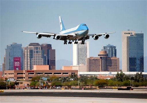 Military planning to spend billions on new Air Force One