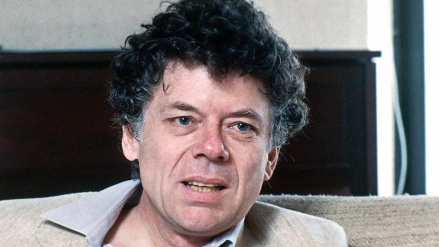 FILE - In this 1986 file photo, Gordon Getty, American composer and billionaire poses for a portrait. A man has been found dead at the Hollywood Hills home of Andrew Getty, son of Gordon Getty and grandson of the late J. Paul Getty and heir to the Getty oil fortune - but they haven't confirmed that it is Getty. Los Angeles police Officer Jack Richter says officers went to the home shortly after 2:15 p.m. Tuesday, March 31, 2015, after a woman called to say someone in the house had died. (AP Photo, File)