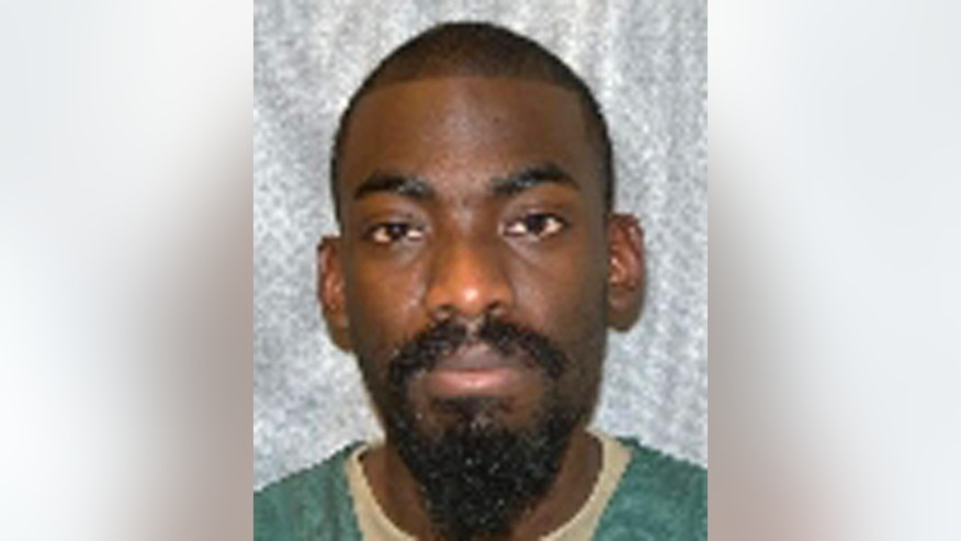In this Feb. 6, 2012 photo provided by the Wisconsin Department of Corrections is Ricky Chiles III. Milwaukee police said Thursday, April 16, 2015 that Chiles, suspected of fatally shooting two people Sunday at the scene of a traffic accident that killed his 2-year-old nephew, shot himself with his gun as police closed in on him at a hotel in the Chicago area. Police suspect Chiles of killing 40-year-old Archie Brown Jr., who had struck and killed Chiles' nephew in the accident. (Wisconsin Department of Corrections via AP)