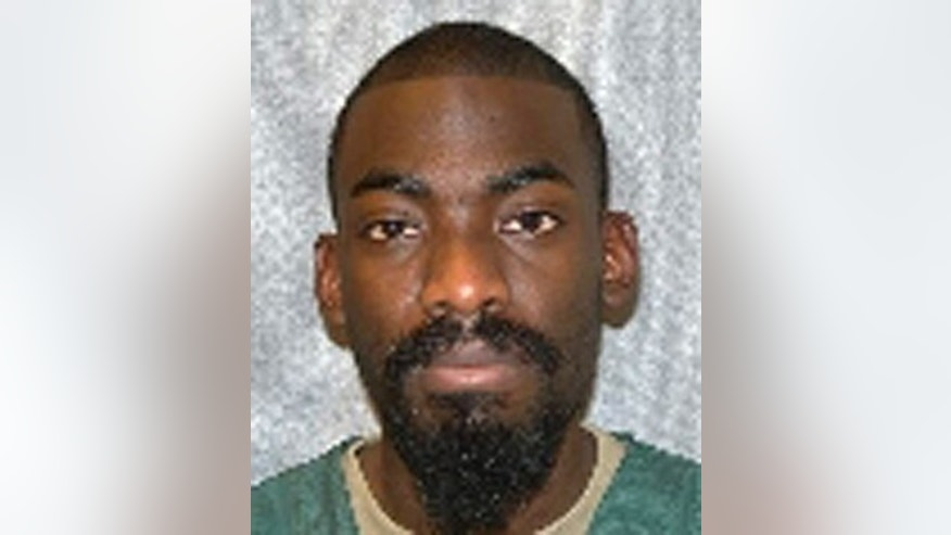 Feb. 6, 2012: This photo provided by the Wisconsin Department of Corrections shows Ricky Chiles III. Milwaukee police said Thursday that Chiles, suspected of fatally shooting two people Sunday at the scene of a traffic accident that killed his 2-year-old nephew, shot himself with his gun as police closed in on him at a hotel in the Chicago area. (Wisconsin Department of Corrections via AP)