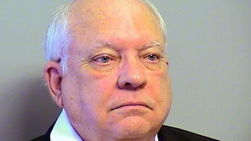 April 14, 2015: Photo provided by the Tulsa County, Oklahoma, Sheriff's Office shows Robert Bates.