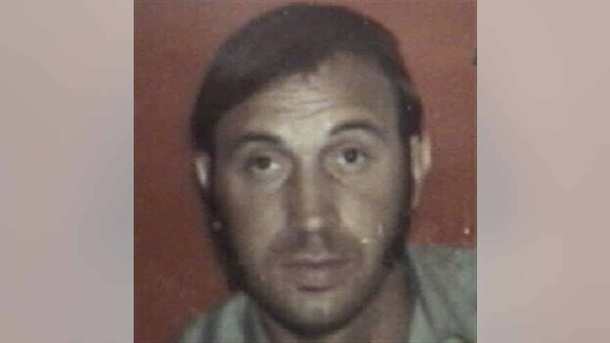 This undated photo provided by North Carolina Department Of Public Safety shows Clarence David Moore. Frail and tired of leading a secret life, Moore called the sheriff's office Monday, April 20, 2015,  and told a deputy he had been on the lam since the 1970s.   According to authorities, Moore had escaped from custody three times, the last in 1976 in Henderson County, N.C. He had been sentenced in 1967 for two counts of larceny greater than $200. The sheriff said Moore had been living in Frankfort since at least 2009. (AP Photo/North Carolina Department Of Public Safety)