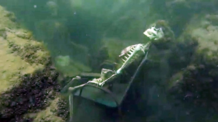 Uss Arizona Human Remains Arizona officials find...