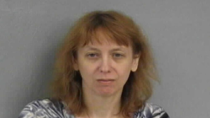This undated photo provided by the Greene County Sheriff's Office shows Diane Staudte. Rachel Staudte has admitted that she plotted with her mother, Diane, to fatally poison her brother and father using antifreeze, and that she attempted to kill her sister the same way. Diane's trial is scheduled for November and prosecutors have said they will seek the death penalty. (Greene County Sheriff's Office via AP)