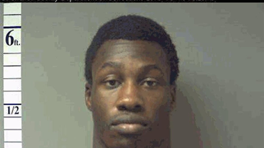 "In this Oct 10, 2013 booking photo released by St. Charles County Department of Corrections, Michael L. Johnson, who faces felony HIV exposure charges, is seen. Prosecutors accuse him of ""recklessly infecting"" two male sex partners with HIV and knowingly exposing four others over nearly 10 months after being diagnosed as HIV positive in January 2013. He has pleaded not guilty and his trial began with jury selection Monday, May 11, 2015, in suburban St. Louis, Mo. (St. Charles County Department of Corrections via AP)"