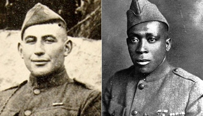 Long overdue: 2 WWI heroes to get Medal of Honor for courage