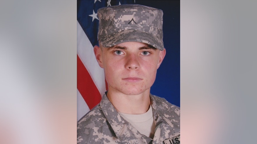 Army officials declared Pvt. Daniel Domres absent without leave on May 11. (Photo courtesy of Tom Domres)