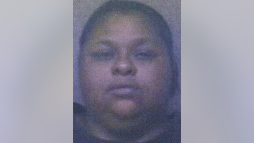 This undated photo shows Sabrina Davis (Delaware County Jail)