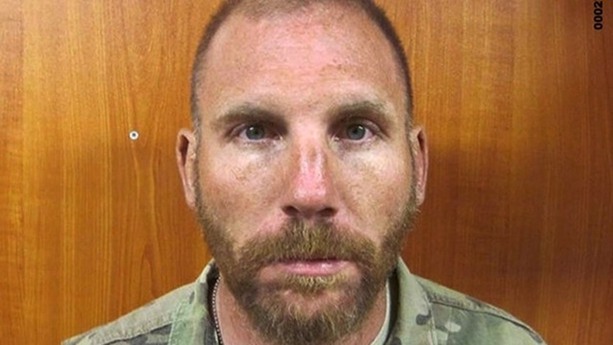 March 2012: This U.S. Army photo, provided by the Tacoma, Wash., News-Tribune, shows Staff Sergeant Robert Bales.