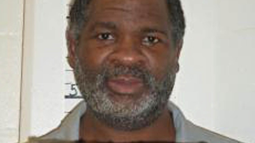 Feb. 9, 2014: This photo provided by the Missouri Department of Corrections shows Missouri death row inmate Richard Strong.
