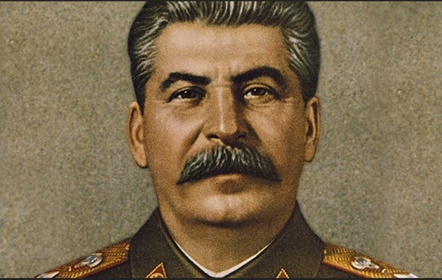 Soviet dictator Joseph Stalin was a ruthless killer, but no one is banning his image.