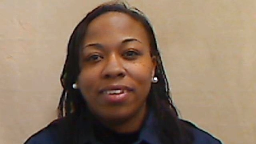 An undated photo provided by the North Carolina Department of Public Safety shows Kendra Lynette Miller. MIller, a kitchen worker at a North Carolina prison is being charged with helping a convicted murderer escape. The state Department of Public Safety said Sunday, June 28, 2015, that Miller. 33, faces multiple charges connected to Saturday's escape. (North Carolina Department of Public Safety via AP)