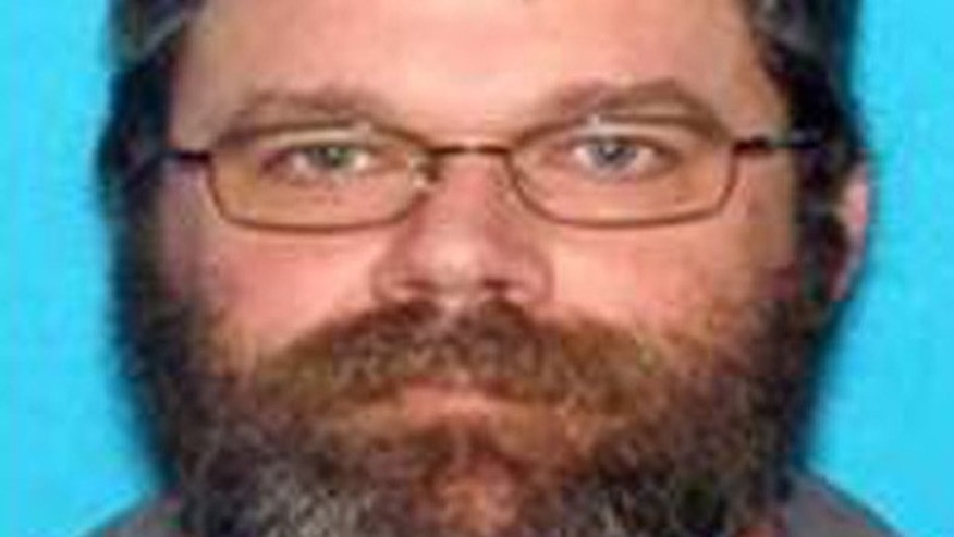 FILE: Benjamin Shook, 41, and Hayleigh Wilson were reportedly found by the U.S. Marshals Service in Smyth County, Va.