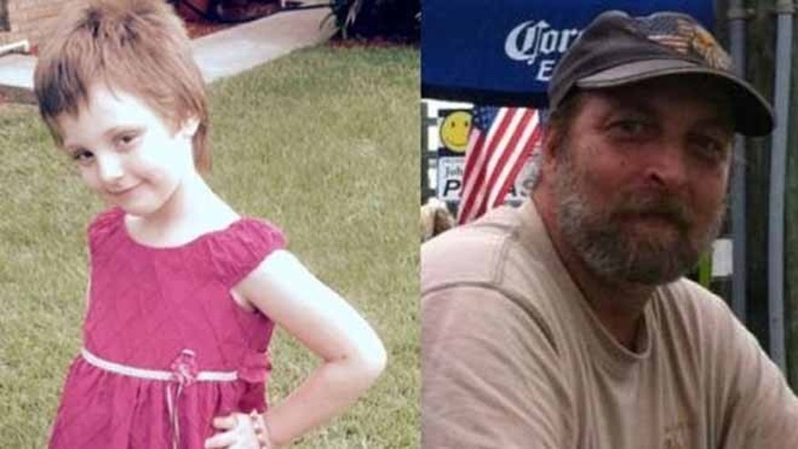 Meredith Jessie, left, and her grandfather, Mark Weekly, were found dead, police say.