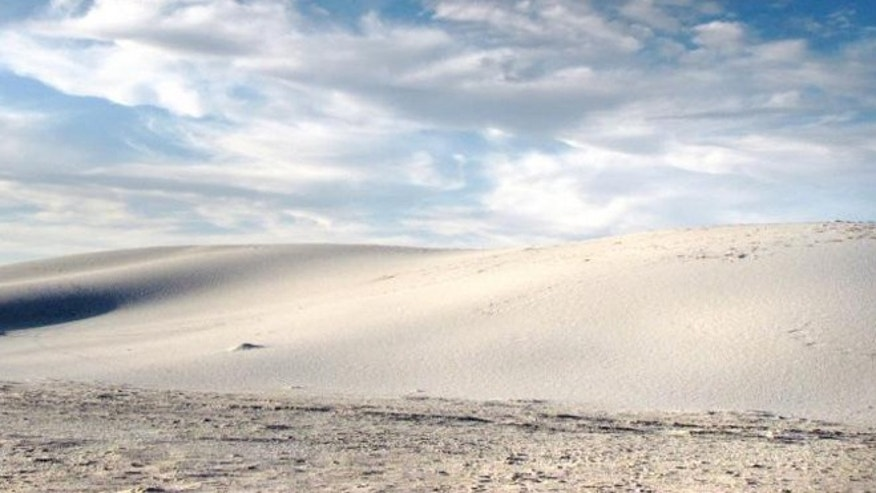 A French couple died while hiking at White Sands National Monument in New Mexico.