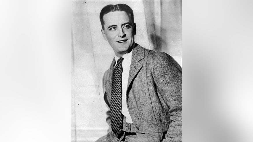 In this file photo from the 1920s, American writer F. Scott Fitzgerald poses for a portrait. (AP Photo/File)