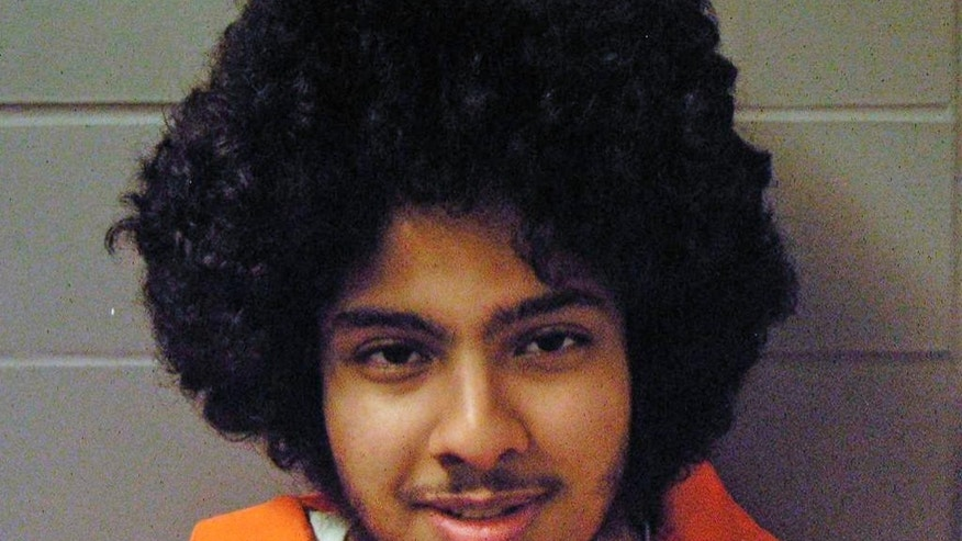 FILE - This undated file photo provided by the U.S. Marshal's office shows Adel Daoud, of Hillside, Ill. Daoud, who is awaiting trial on terrorism charges, was indicted on charges of assaulting a fellow inmate at a federal jail in Chicago. On Tuesday, Aug. 18, 2015, Daoud appeared in U.S. District Court in Chicago for an initial hearing in the new case. (U.S. Marshal's office via AP, File)
