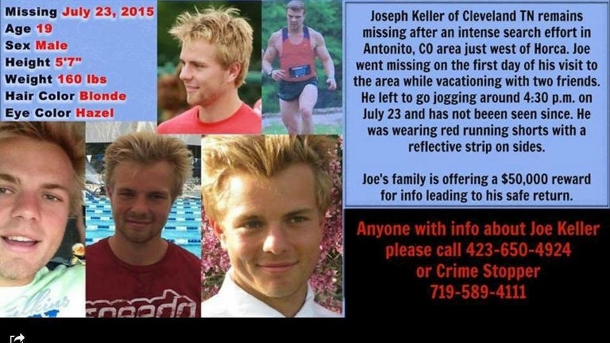 Authorities are baffled by the 19-year-old's disappearance.
