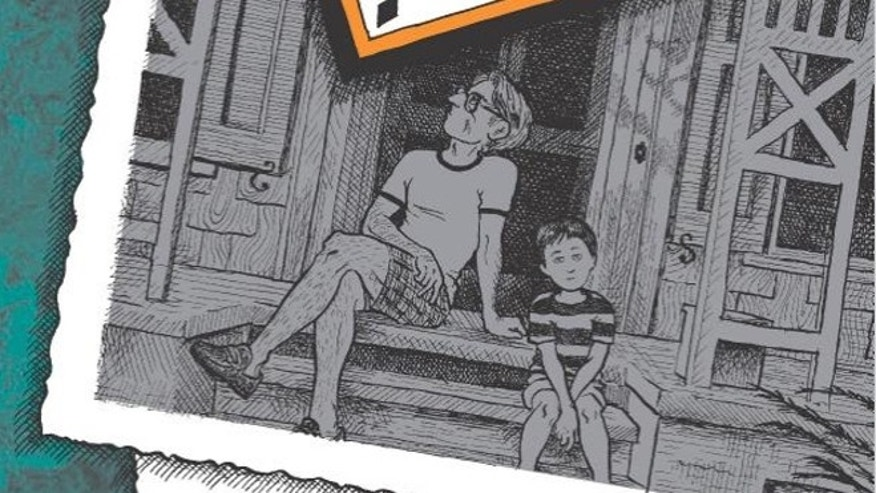 "The graphic novel ""Fun Home"" is causing controversy due to some of its ga and lesbian-themed content."