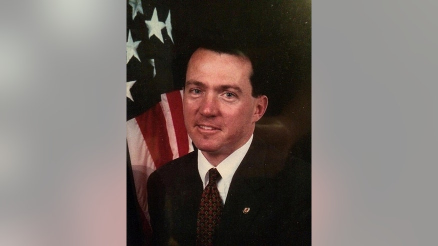 This undated photo provided by the FBI shows Supervisory Special Agent Robert Roth who died of cancer in 2008 at age 44. Roth had been part of an evidence-gathering team that responded to the Pentagon on 9/11.  His family believes his illness was the result of his work there and has applied to a federal fund from compensation. The federal 9/11 Victim Compensation Fund, set up mainly to help people sickened by World Trade Center dust, has also awarded nearly $2.5 million to 10 people who were at the Pentagon or the Flight 93 crash site in Pennsylvania. (FBI photo via AP)