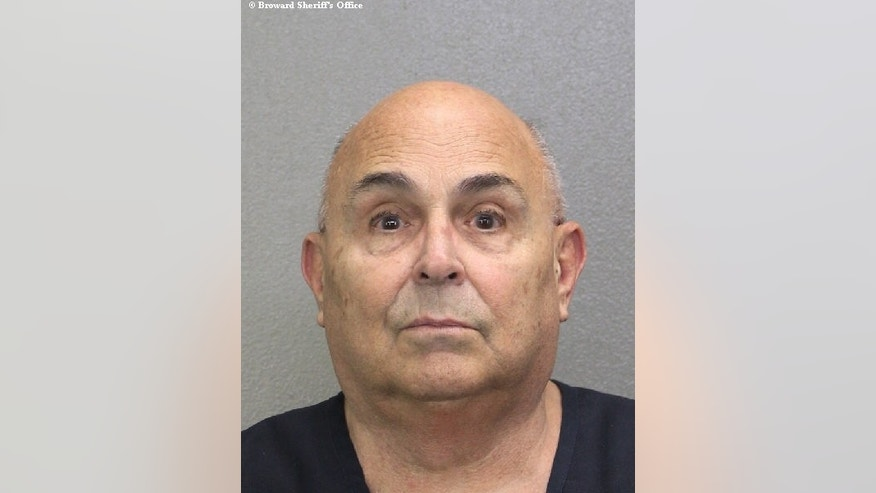 "In this undated booking photo made available by the Broward County Sheriff's Office shows Anthony ""Big Tony"" Moscatiello. Prosecutors are asking a jury on Sept. 16, 2015 in Fort Lauderdale, Fla. , to recommend the death penalty for Anthony Moscatiello, whom they describe as the mastermind in the 2001 slaying of Gus Boulis, a prominent businessman. (Broward County Sheriff's Office via AP)"