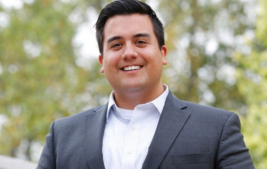 Aaron Ledesma recently reconnected with the church and credits Pope  Francis with beginning to break down walls for gay and lesbian Catholics.